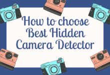 Photo of How to choose best hidden camera detector ( Including Top 5 Camera Detectors)
