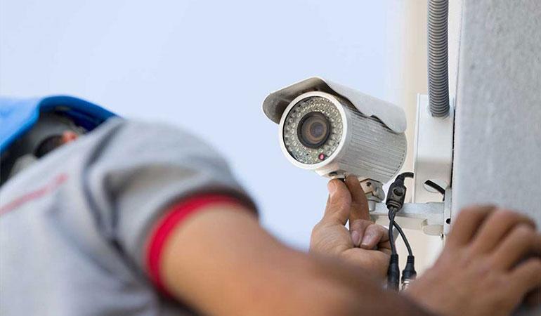 CTV-Home-camera-installation