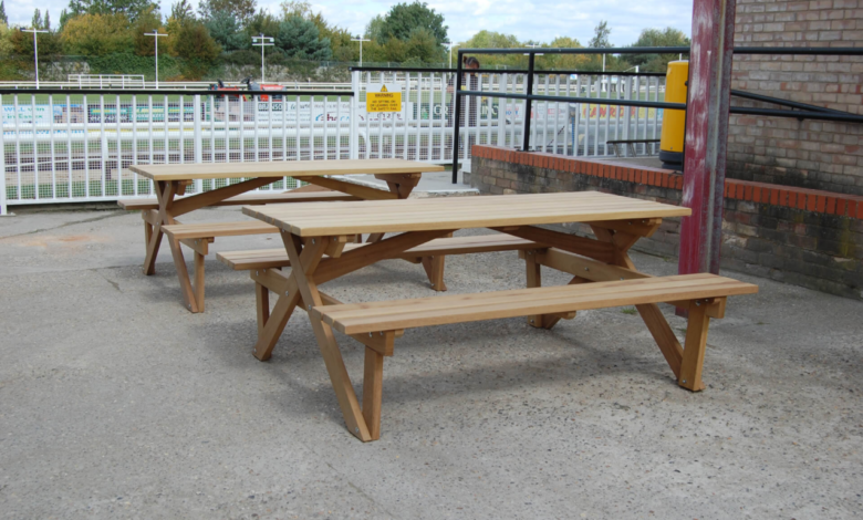 Softwood Benches
