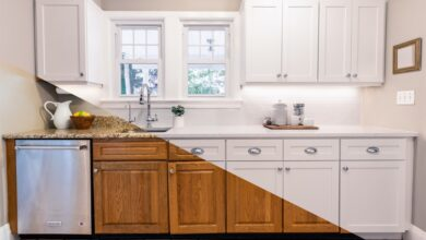 Photo of Benefits of Hiring Professional Kitchen Cabinets Painting Services
