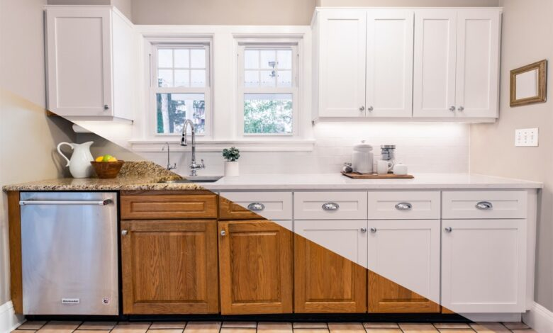 Benefits of Hiring Professional Kitchen Cabinets Painting Services
